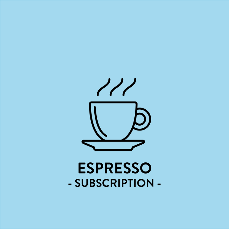 Monthly Espresso Subscription