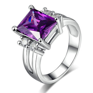 Gianni Crystal Ring