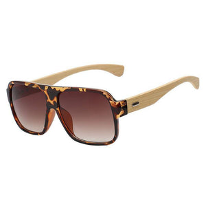 Lux Bamboo Sunglasses