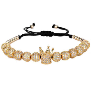 Royale King Krown Bracelet - Fleek365