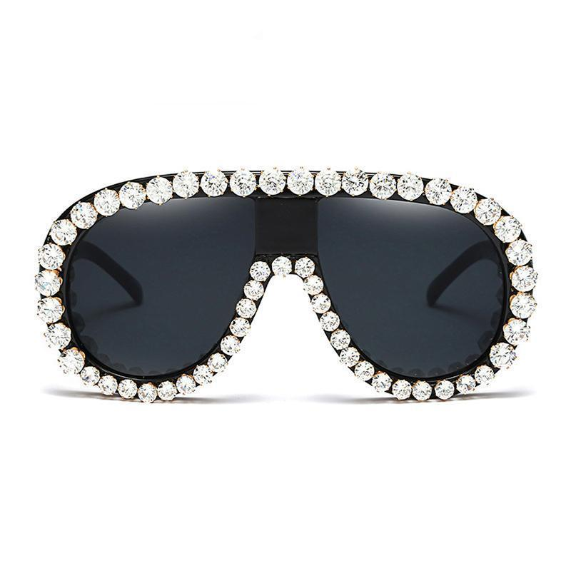 Diamante Sunglasses - Fleek365