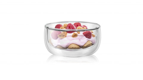 Bowl Tarrina de helado Termica doble pared - Fresa