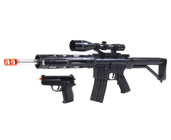 airsoft guns spring vs air