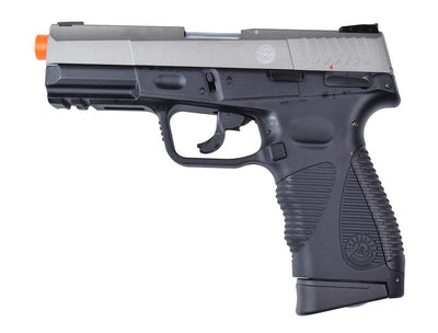 Taurus 24/7 G2 Metal Slide CO2 Gas Blowback Airsoft Pistol Two-Tone