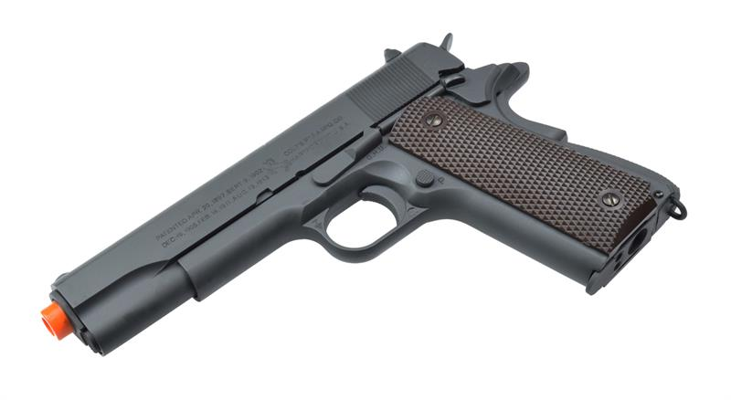 Colt M45A1 CO2 M1911 Rail Gun Non-Blowback Airsoft Pistol FPS-330