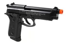 PT99 Taurus Co2 Full Auto And Semi Auto Metal Blowback Pistol