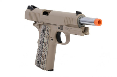 Colt Full Metal Rail Gun 1911 CO2 Blowback Airsoft Gun