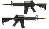 UK ARMS Spring M4A1 Carbine Rifle - FREE Laser (WB)