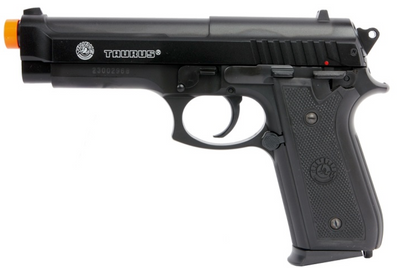 TAURUS PT92 328 FPS W/ Metal Barrel Slide Baxs System