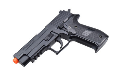 Sig Sauer P226 Spring AirSoft Gun w/ METAL SLIDE (AS)