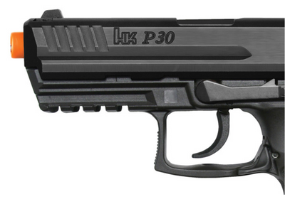 H&K P30 ELECTRIC AIRSOFT PISTOL, SEMI/FULL AUTO