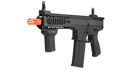 "LANCER TACTICAL WARLORD 8"" TYPE C AIRSOFT SMG"