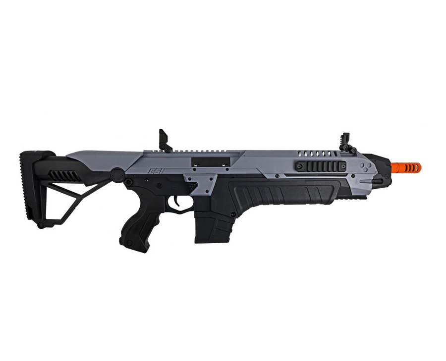 CSI STAR XR5 1508 AEG AIRSOFT BATTLE RIFLE, GREY/BLACK