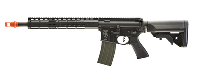 ELITE FORCE MCR KEYMOD COMPETITION SERIES AIRSOFT RIFLE, BLACK
