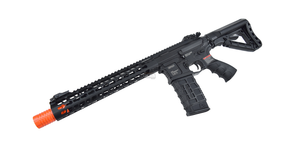 "G&G GC16 WILD HOG 12"" KEYMOD RAIL AIRSOFT RIFLE AEG"