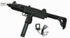 D91 FULL SIZE UZI STYLE AIRSOFT SMG
