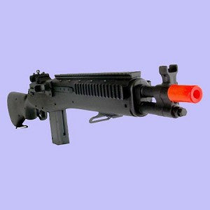M14 Socom Airsoft Gun Spring Powered Sniper Rifle