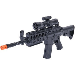 M4 A1 M16 Tactical Assault Spring Airsoft Rifle