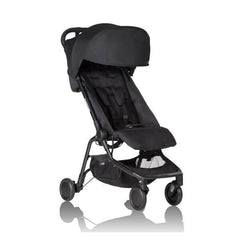 Mountain Buggy Nano Schwarz