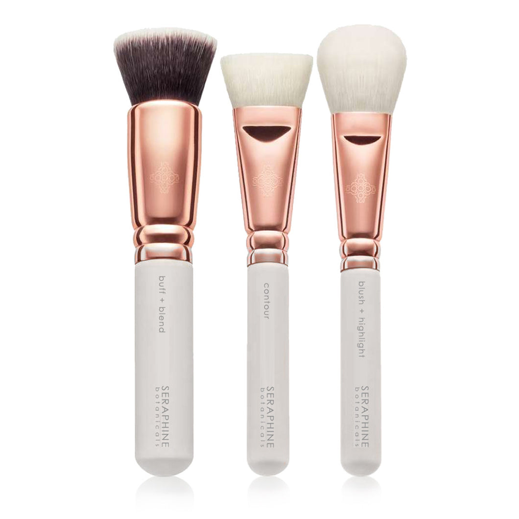 Flawless Face Brush Set