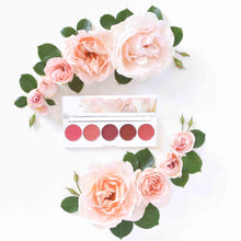 Rhubarb + Rose - Creamy Lip & Cheek Palette