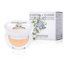 Cotton + Cloud - Pore-Blurring Airbrush Powder