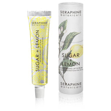 Sugar + Lemon - Moisturizing Lip Buffer