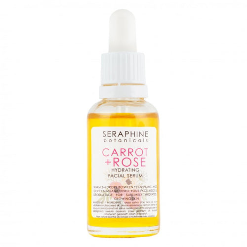 Carrot & Rose - Hydrating Facial Serum