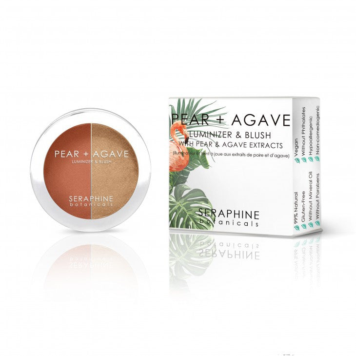 Pear + Agave - Luminizer & Blush