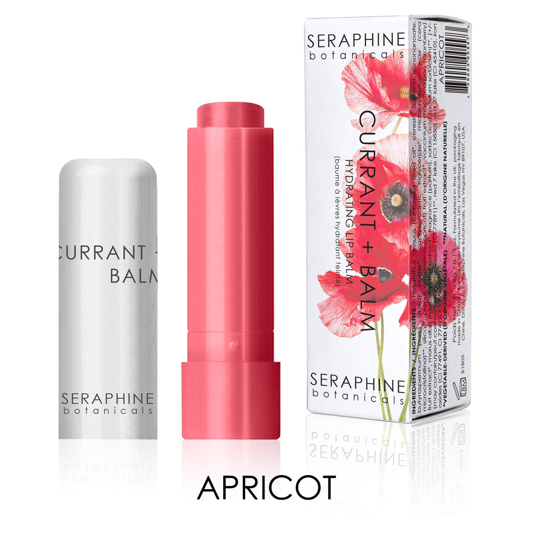 Currant + Balm - Hydrating Tinted Lip Balm