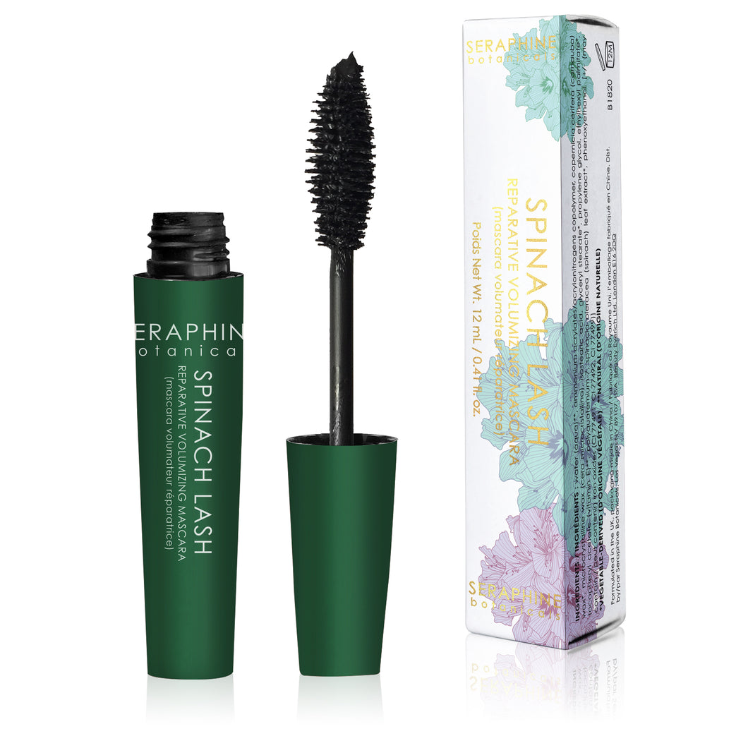 Spinach Lash - Reparative Volumizing Mascara