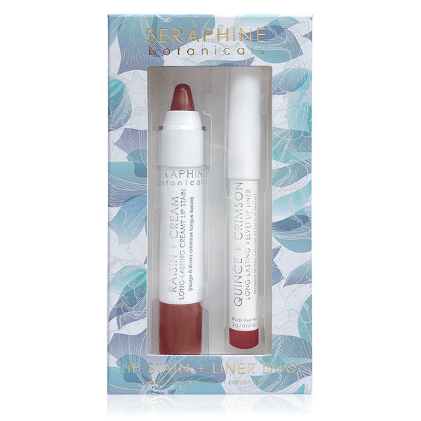 Lip Stain + Liner Duo Set