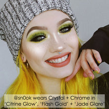 Crystal + Chrome Pigment Set