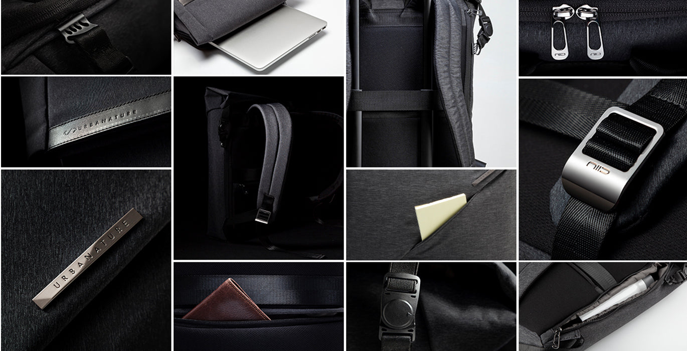 URBANATURE D2 DIAGONAL Backpack 14