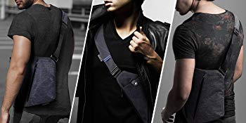 protector men purses crossbody bag chest pack anti theft chest bag anti theft bag crossbody