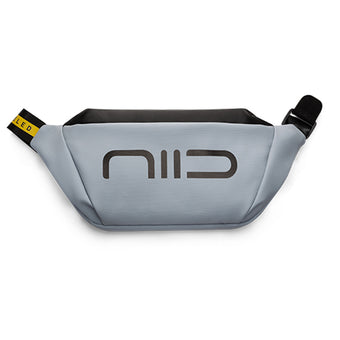 NIID Statements S3 Chest Bag Gray