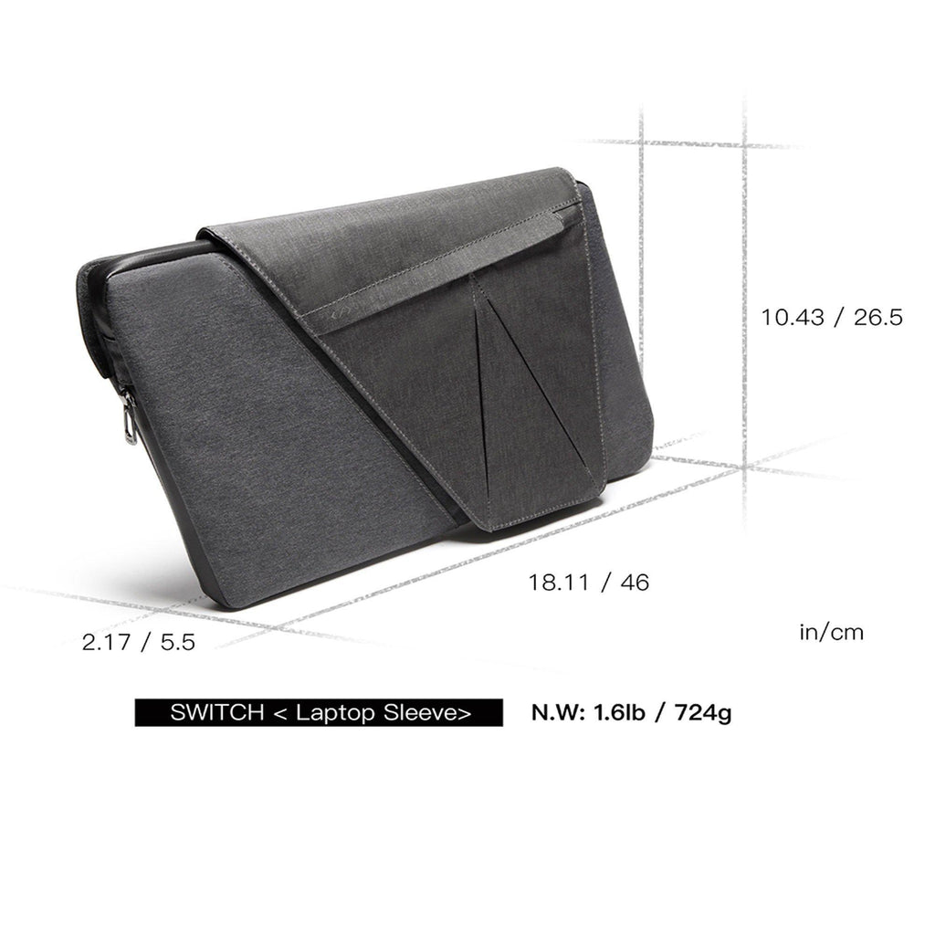 NIID x URBANATURE Switch Laptop Sleeve - NIID