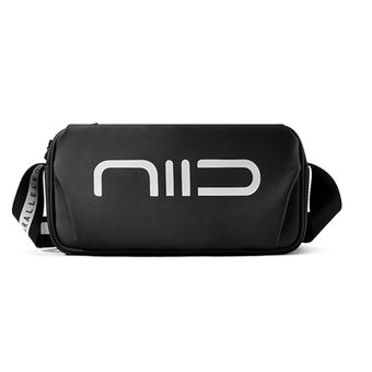 NIID Statements S1 Sling Bag Black