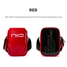 NIID Statements S2 Mini Sling Bag Red