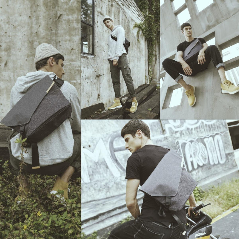 Sling Backpack - Geo