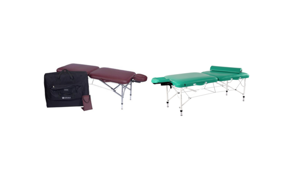 What To Buy? The Dharma Super Lite Or The Calypso Massage Table?