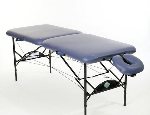 pisces pro new wave lite II lightest portable massage table