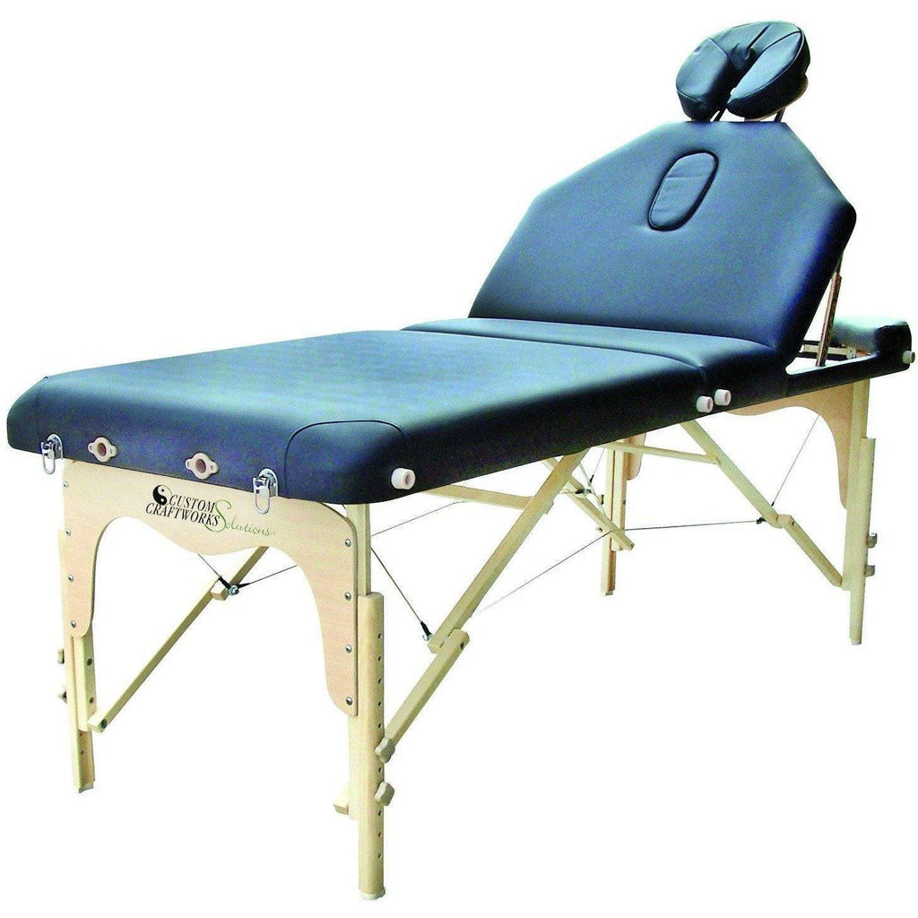 destiny portable massage table custom craftworks