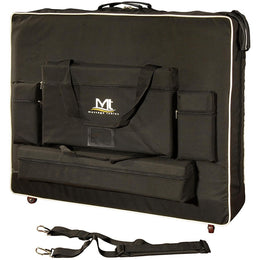 "MT Massage 30"" Deluxe Carrying Case With Wheels"