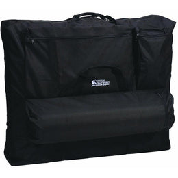 "Extra Wide 3 Pocket Carry Case for 33""- 36"" Wide / 73"" Long Tables by CustomC raftworks"