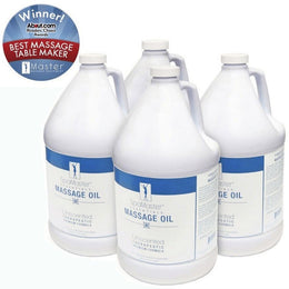 Unscented Massage Oil 1 Gallon - Master Massage