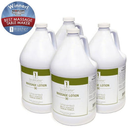 Unscented Lotion 1 Gallon - Master Massage