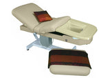 Artesian Pedicure Table - Touchamerica with additional accessories