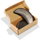 Crescent Basalt Stone Pack - Master Massage
