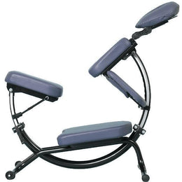 Dolphin II Portable Massage Chair - Most Revolutionary In The Market - by Pisces Productions